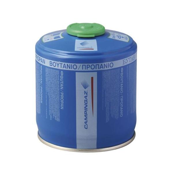 Газовый картридж Campingaz  CV 300 PLUSГазовый картридж клапанного типа для газового оборудования Campingaz®. Содержит 240 гр пропан (20%)-бутана(80%).<br>