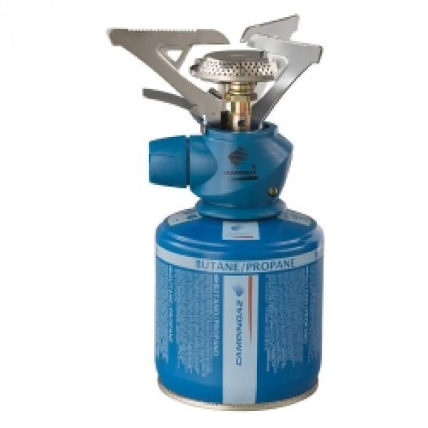 Горелка газовая Campingaz Twister PlusГазовая горелка Twister® PLUS. Мощность: 2 900 Вт. Время работы на 1 газовом картридже: СV 270 Plus - 1 ч., CV 300 Plus – 1,15 ч., CV 470 Plus - 2 часа. Время закипания 1л воды: 3,45 мин. Пластиковый футляр в комплекте.<br>