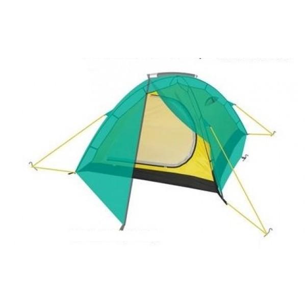 Палатка Normal Альфа 33-местная палатка с 2 входами и 2 тамбурами<br>