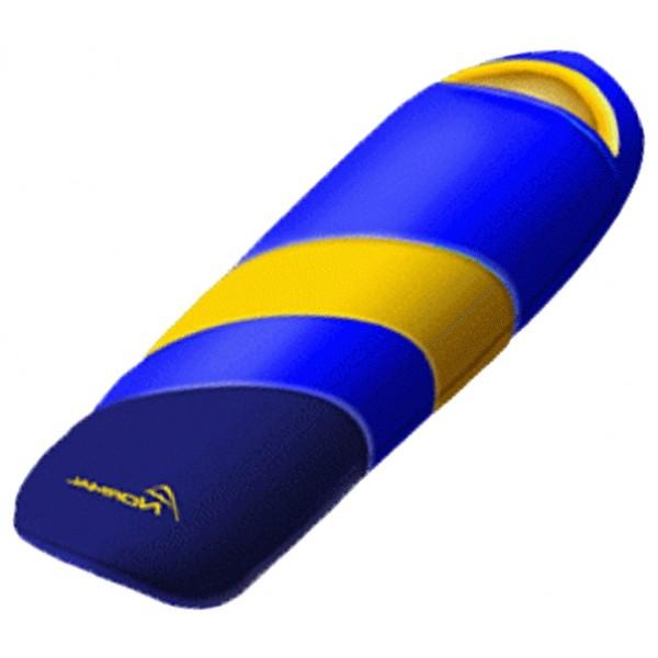 Спальный мешок Normal Арктика XXLспальный мешок-одеяло, трехсезонный, температура комфорта от -5°С до 5°С, синтетический наполнитель (2 слоя), утепленная молния, состегивание с аналогичным спальником, вес 2 кг<br><br>Вес кг: 2.00000000