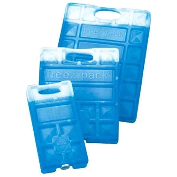 Аккумулятор холода Campingaz FreezPack M20 IceЗаменитель льда малого размера, для пищевых продуктов, нетоксичное наполнение, многоразового использования, можно хранить в морозильнике, без ограничения срока годности. Вес: 770 гр.<br><br>Вес кг: 0.80000000