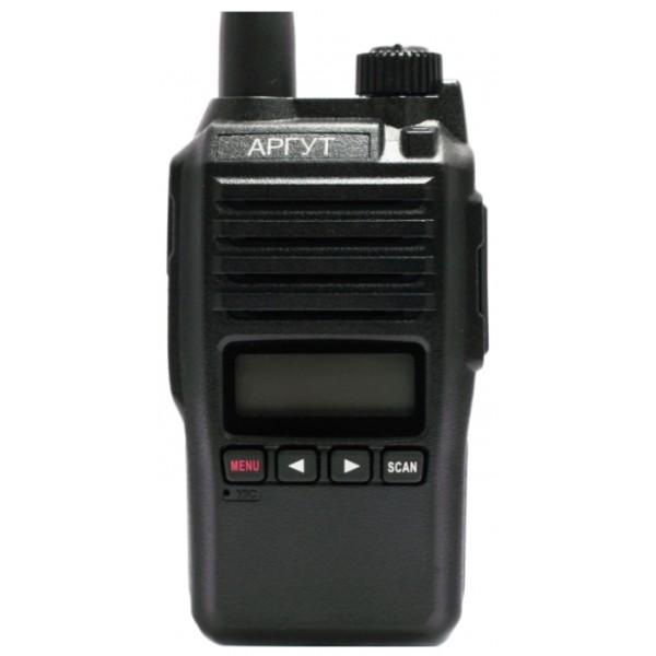 Радиостанция Аргут А-24 new портативнаярация UHF, диапазон частот 400-480 МГц, мощность передатчика 0.5 Вт, питание Li-Ion-аккумулятор, вес 205 г, количество каналов 77, поддержка кодирования CTCSS, DCS<br><br>Вес кг: 0.30000000
