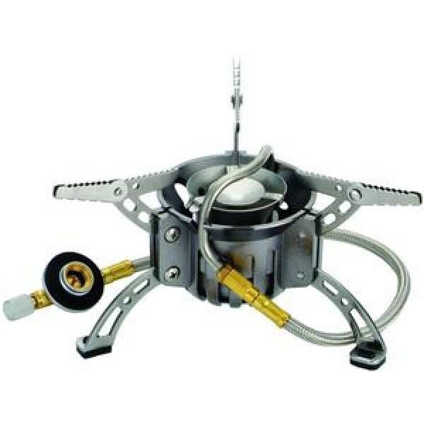 Горелка мультитопливная Kovea KB-0603 (газ-бензин)Мультитопливная горелка Kovea KB-0603 является идеальным вариантом для длительных зимних экспедиций. Она работает как на бензине, так и от резьбового газового баллона. При помощи адаптера горелка может использоваться и с цанговым газовым баллоном. Устройство оснащено складывающимися лапками для компактности при транспортировке.<br><br>Вес кг: 0.40000000