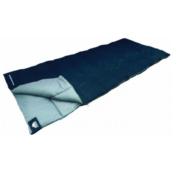 Спальный мешок Trek Planet Ranger синийКомфортный, легкий и очень удобный в использовании, спальник-одеяло TREK PLANET Ranger предназначен для походов преимущественно в летний период. Этот спальник пригодится вам во время поездки на пикник, на дачу, во время туристического похода. К его несомненным достоинствам можно отнести то, что в остальное время его можно использовать как одеяло для гостей.<br><br>Молния расположена по двум сторонам спальника,<br>короткой и длинной,<br>Молния имеет два замка с обеих сторон,<br>Термоклапан вдоль молнии,<br>Внутренний карман,<br>Небольшой вес,<br>К спальнику прилагается чехол для удобного хранения и переноски.<br><br>Вес кг: 1.30000000