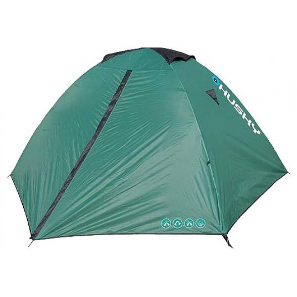 Палатка Husky Sawaj 2экстремальная палатка, 2-местная, внешний каркас, алюминиевые дуги, 2 входа / одна комната, высокая водостойкость, вес: 2.2 кг<br><br>Вес кг: 2.20000000
