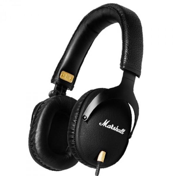 Наушники Marshall MonitorИзюминкой Marshall Monitor является система F.T.F., которая позволяет выбрать один из двух вариантов звучания при помощи специальной акустической прокладки, которая крепится на динамики за амбушюрами. С ней звук становится глухим и басовитым. Без прокладок наушники выдают чистый и открытый звук с весьма объёмной сценой и отличным тональным балансом.<br>