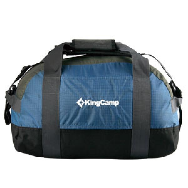 Сумка KingCamp Airporter 30Вместительная, но не слишком большая сумка для багажа идеально подходит для деловых поездок и коротких путешествий. Прочный нейлон, с уплотненным дном, покрытым полиуретаном.<br><br>Вес кг: 0.60000000