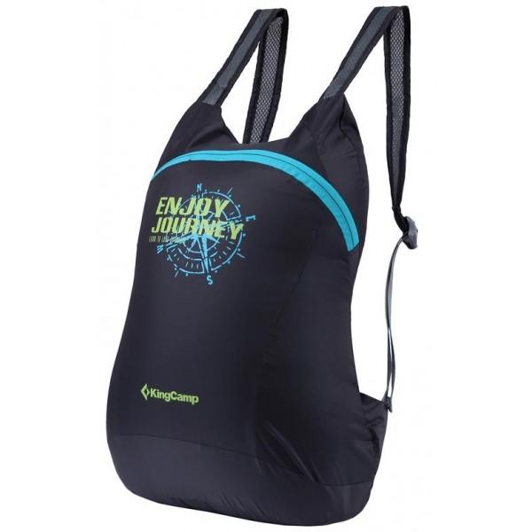 Рюкзак KingCamp Emma 12KingCamp Emma 12 представляет собой легкий рюкзак идеально подходящий для коротких прогулок. Изготовлен из полиэстера.<br>