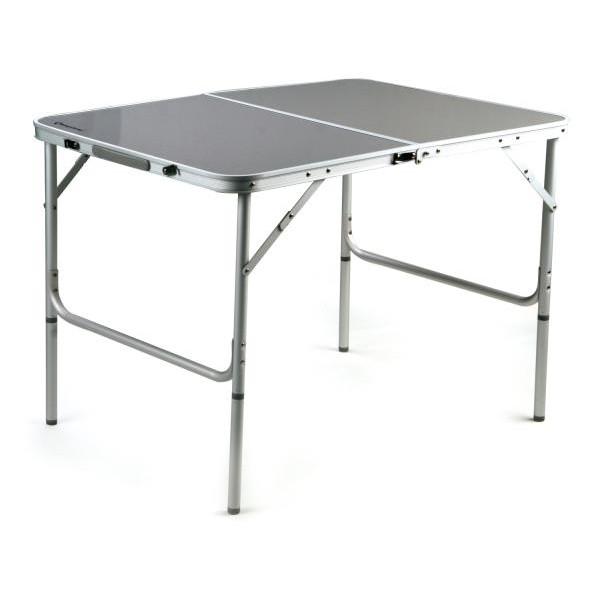 Стол KingCamp Alu Folding Table складной туристическийСкладной кемпинговый стол с регулируемой высотой. Компактно складывается в чемоданчик.<br><br>Вес кг: 5.00000000