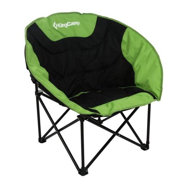 Кресло складное KingCamp Moon Leisure ChairКемпинговое кресло круглой формы.<br><br>Вес кг: 4.60000000