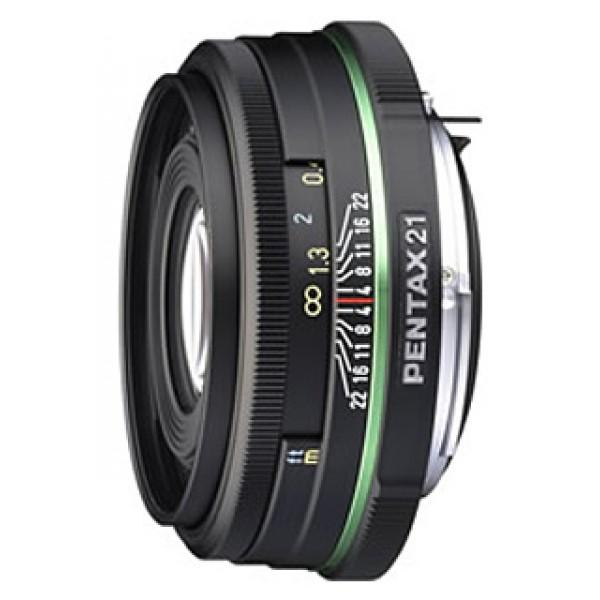 Объектив Pentax SMC DA 21mm f/3.2 AL LimitedВысококачественный широкоугольный объектив для цифровых зеркальных камер. Надежная конструкция корпуса из металлического сплава. Превосходная оптическая схема. Уникально компактные размеры при высоком качестве оптики<br><br>Вес кг: 0.20000000