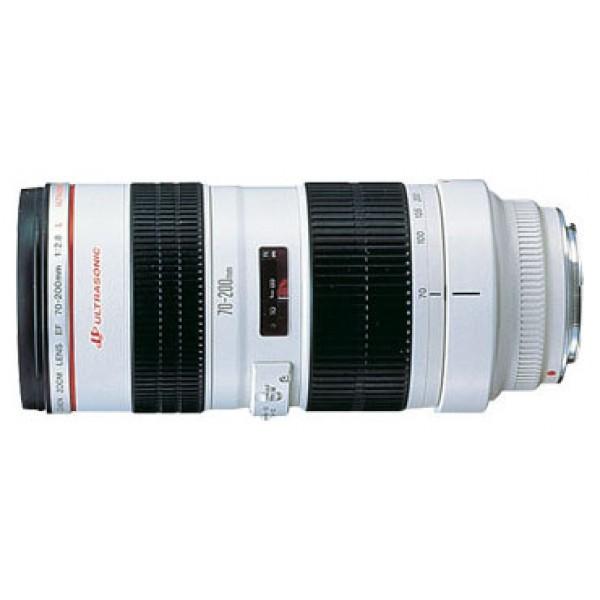 Объектив Canon EF 70-200mm f/2.8L USMCanon EF 70-200 f/2.8L USM Zoom-телеобъектив, крепление Canon EF и EF-S, автоматическая фокусировка, минимальное расстояние фокусировки 1.5 м, размеры (DхL): 84.6x193.6 мм, вес: 1310 г<br><br>Вес кг: 1.31000000