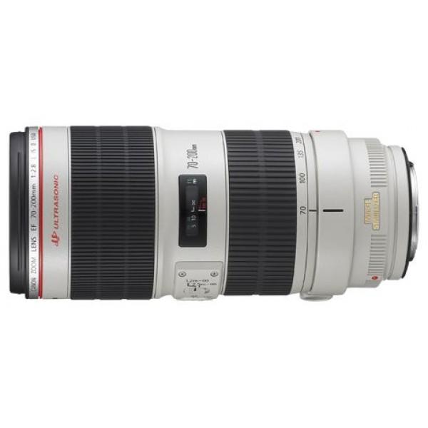 Объектив Canon EF 70-200mm f/2.8L IS USM IICanon EF 70-200mm f/2.8L IS II USM Zoom-телеобъектив, крепление Canon EF и EF-S, встроенный стабилизатор изображения, автоматическая фокусировка, минимальное расстояние фокусировки 1.2 м, размеры (DхL): 88.8x199 мм, вес: 1490 г<br><br>Вес кг: 1.49000000