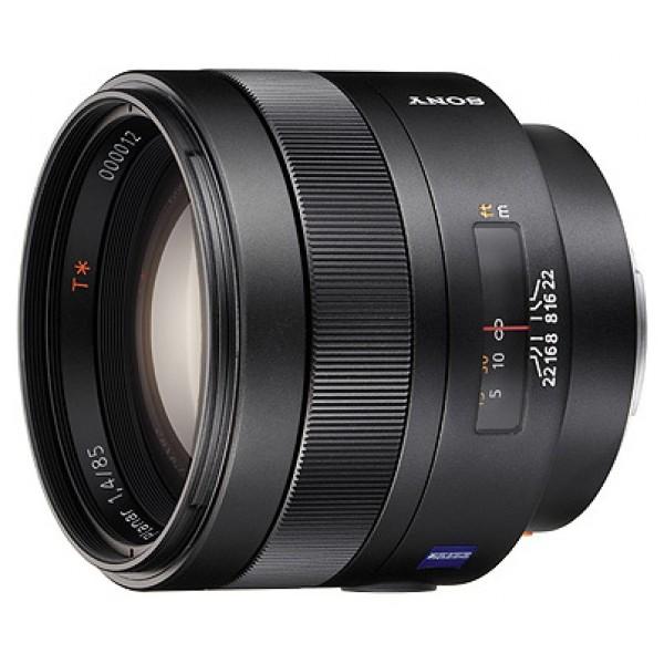 Объектив Sony Carl Zeiss Planar T*85mm f/1.4 ZA (SAL-85F14Z)телеобъектив с постоянным ФР, крепление Minolta A, автоматическая фокусировка, минимальное расстояние фокусировки 0.85 м, размеры (DхL): 81.5x72.5 мм, вес: 560 г<br><br>Вес кг: 0.60000000