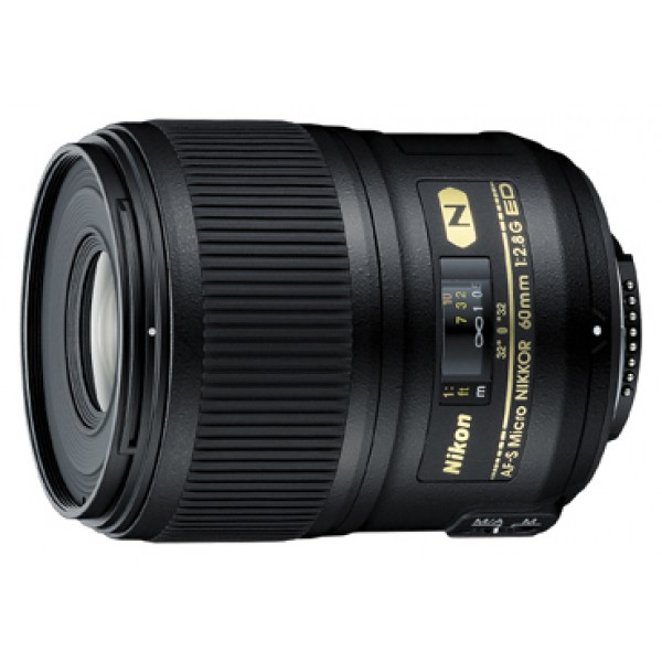 Объектив Nikon 60mm f/2.8G ED AF-S Micro-Nikkorмакрообъектив с постоянным ФР, крепление Nikon F, автоматическая фокусировка, минимальное расстояние фокусировки 0.185 м, размеры (DхL): 73x89 мм, вес: 425 г<br><br>Вес кг: 0.50000000