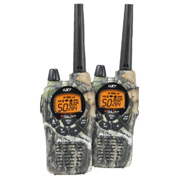 Радиостанция Midland GXT-1050рация LPD, 2 рации в комплекте, диапазон частот 433.075-434.775 МГц, мощность передатчика 0.01 Вт, питание Ni-MH-аккумулятор, количество каналов 69, поддержка кодирования CTCSS, DCS<br>