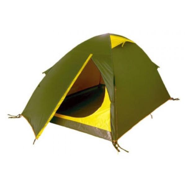 Палатка Tramp SCOUT 2 трекинговаятрекинговая палатка, 2-местная, внутренний каркас, дуги из стеклопластика, 2 входа / одна комната, высокая водостойкость, вес: 3.1 кг<br><br>Вес кг: 3.10000000
