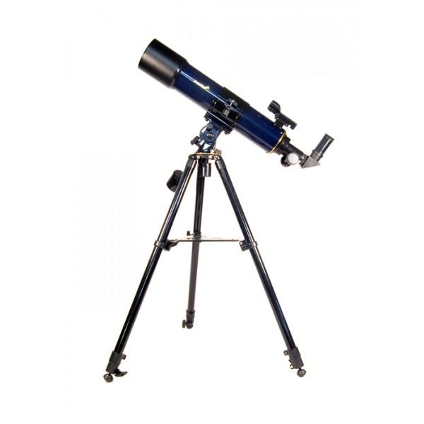 Телескоп Levenhuk Strike  90 PLUSТелескоп Levenhuk Strike 90 PLUS – это отличная модель для тех, кто начинает пробовать свои силы в астрономических наблюдениях. Он станет верным помощником в «космических» путешествиях, как для детей, так и для их родителей. Эта модель очень проста в управлении, настройке и использовании, что, несомненно, очень важно для тех, кто только делает первые шаги в любительской астрономии. Strike 90 PLUS покажет вам захватывающие виды поверхности Луны и ее знаменитые кратеры, позволит насладиться необычными картинами пейзажей на Марсе, вы увидите кольца Сатурна, спутники Юпитера, а также далекие звездные скопления и туманности. Уверены, этот телескоп сможет удивить даже самых требовательных любителей астрономии!<br><br>Вес кг: 9.00000000