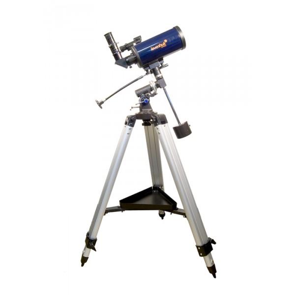 Телескоп Levenhuk Strike 950 PROLevenhuk Strike 950 PRO – самый компактный телескоп серии Strike PRO – для тех, кто планирует выезжать за город для наблюдений. Превосходные оптические характеристики телескопа позволяют увидеть большое количество астрономических объектов ближнего и дальнего космоса. Модель телескопа выполнена по оптической схеме Максутова-Кассегрена, именно это позволило достигнуть таких небольших габаритов и малого веса. Strike 950 PRO – отличный универсальный инструмент для тех, кто часто берет телескоп с собой в дорогу или не имеет много места для его хранения дома. Большое фокусное расстояние в 1250 мм позволит вам увидеть огромное количество небольших деталей на поверхности дисков планет и Луны. А апертура в 90 мм покажет множество ярких объектов дальнего космоса.<br><br>Вес кг: 10.00000000