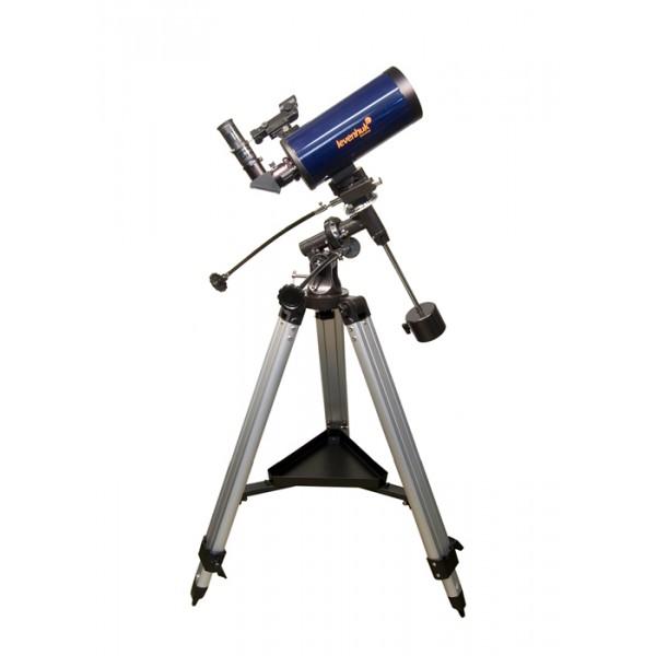 Телескоп Levenhuk Strike 1000 PROТелескоп Levenhuk Strike 1000 PRO – «старшая» модель серии Strike PRO для опытных пользователей. Этот телескоп одинаково хорошо подходит и для планетных наблюдений, и для наблюдений за объектами дальнего космоса. Его 102-миллиметровый объектив собирает большое количество света (на 23% процента больше, чем объектив 90 мм) и способен показать объекты до предельной звездной величины 12,0. С ним вам станут доступны далекие туманности, галактики, звездные скопления и многое другое. Фокусное расстояние в 1300 мм идеально подойдет для подробного изучения поверхности Луны и дисков планет. Относительно небольшие габариты и малый вес прибора позволят часто вывозить его на природу для наблюдений под темным загородным небом, где телескоп раскроет все свои возможности в полной мере.<br><br>Вес кг: 12.10000000