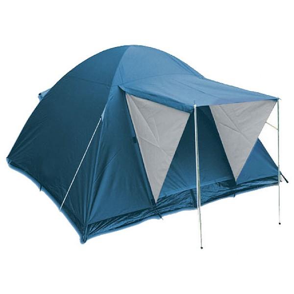 Палатка Sol WONDER 3 трекинговаятрекинговая палатка, 3-местная, внутренний каркас, дуги из стеклопластика, один вход / одна комната, высокая водостойкость тента, вес: 4.5 кг<br><br>Вес кг: 4.50000000