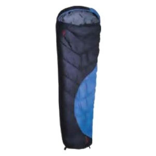 Спальный мешок Tramp Winnipegспальный мешок-кокон, экстремальный, температура комфорта от -12°С до 10°С, синтетический наполнитель (2 слоя), утепленная молния, вес 1.55 кг<br><br>Вес кг: 1.55000000