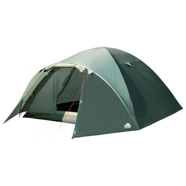Палатка Trek Planet Arisona 3 трекинговаяДвухслойная куполообразная палатка. Москитная сетка на входе, защищенный тамбур.<br>трекинговая палатка, 3-местная, внутренний каркас, дуги из стеклопластика, один вход / одна комната, высокая водостойкость тента, вес: 3.9 кг<br><br>Вес кг: 3.90000000