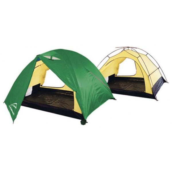 Палатка Normal Ладога 4Назначение: Пешеходный и водный классический туризм, активный отдых. Особенности: Легкая и компактная, простая в установке палатка. // Двухслойная двухдуговая полусфера с коньком и независимой внутренней палаткой. // Коньковая дуга увеличивает внутренний объём палатки. // Два входа и тамбура. // Палатка оснащена системой сквозной вентиляции. // Боковые карманы из сетки. // Стропа-фиксатор исключает соприкосновение внешнего тента с внутренней палаткой. Конструкция: Двухслойная двудуговая полусфера с коньком и независимой внутренней палаткой.<br><br>Вес кг: 4.70000000