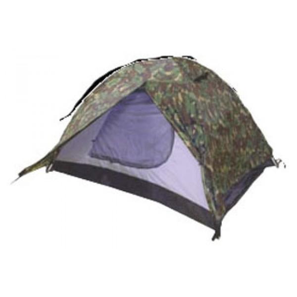 Палатка Sol HUNTERтрекинговая палатка, 3-местная, внешний каркас, дуги из стеклопластика, 2 входа / одна комната, невысокая водостойкость, вес: 3.4 кг<br><br>Вес кг: 3.40000000