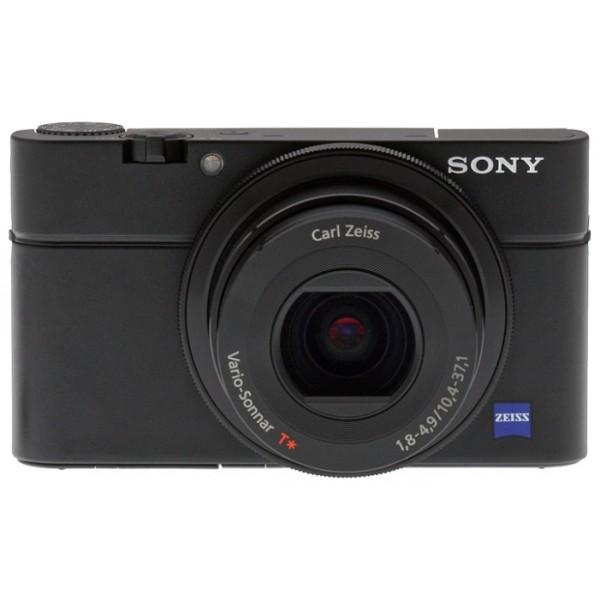 Фотоаппарат Sony Cyber-shot DSC-RX100 компактныйПервая в мире компактная камера SONY с дюймовым датчиком Sony Cyber-shot RX100<br><br>Вес кг: 0.30000000