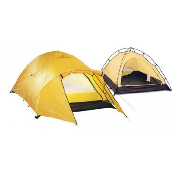 Палатка Normal Лотос 4Назначение: Пешеходный и водный классический туризм, активный отдых. Особенности: Легкая и компактная, простая в установке палатка. // Двухслойная трёхдуговая полусфера с независимой внутренней палаткой. // Удобный вход и вместительный тамбур. // Палатка оснащена системой купольной вентиляции. // Вентиляционное окно внутренней палатки закрывается клапаном на «молнии». // Боковые и подвесной карманы из сетки. Конструкция: Двухслойная трехдуговая полусфера с независимой внутренней палаткой.<br><br>Вес кг: 4.30000000