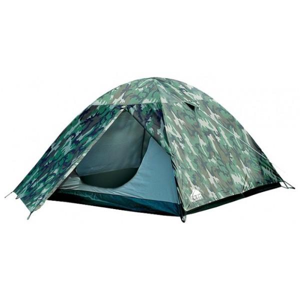 Палатка Trek Planet Alaska 3 трекинговаятрекинговая палатка, 3-местная, внутренний каркас, дуги из стеклопластика,  один вход / одна комната,  невысокая, водостойкость, вес: 3.2 кг<br><br>Вес кг: 3.20000000