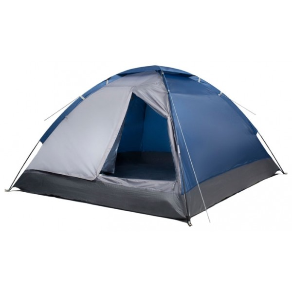 Палатка Trek Planet Lite Dome 4 трекинговаяПростая просторная четырехместная Trek Planet Lite Dome 4 легко и просто устанавливается. Хороша для отдыха на природе в выходные или для вело похода. Неплохо вентилируется, защищает от дождя и ветра, имеет прочный пол.<br><br><br>Простая и быстрая установка,<br><br>Тент палатки из полиэстера, с пропиткой PU водостойкостью 1000 мм, надежно защитит от дождя и ветра,<br><br>Все швы проклеены,<br><br>Каркас выполнен из прочного стекловолокна,<br><br>Дно изготовлено из прочного армированного полиэтилена,<br><br>Москитная сетка на входе в палатку в полный размер двери,<br><br>Вентиляционное окно сверху палатки не дает скапливаться конденсату на стенках палатки,<br><br>Внутренние карманы для мелочей,<br><br>Возможность подвески фонаря в палатке.<br><br>Для удобства транспортировки и хранения предусмотрен чехол с двумя ручками, закрывающийся на застежку-молнию.<br><br>Вес кг: 2.60000000