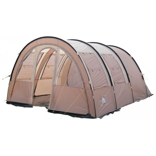 Палатка Trek Planet Vario 5 кемпинговаякемпинговая палатка, 5-местная, внешний каркас, дуги из стеклопластика, 2 входа / 2 комнаты, высокая водостойкость, вес: 13.5 кг<br><br>Вес кг: 17.20000000