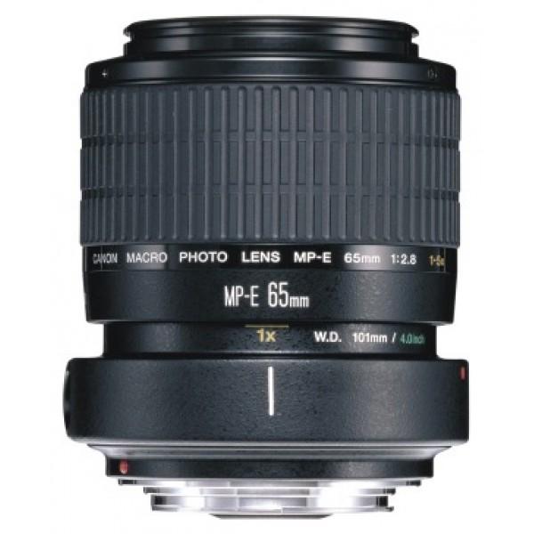 Объектив Canon MP-E 65mm f/2.8 1-5x Macro Photoмакрообъектив с постоянным ФР, крепление Canon EF и EF-S, размеры (DхL): 81x98 мм, вес: 710 г<br><br>Вес кг: 0.80000000