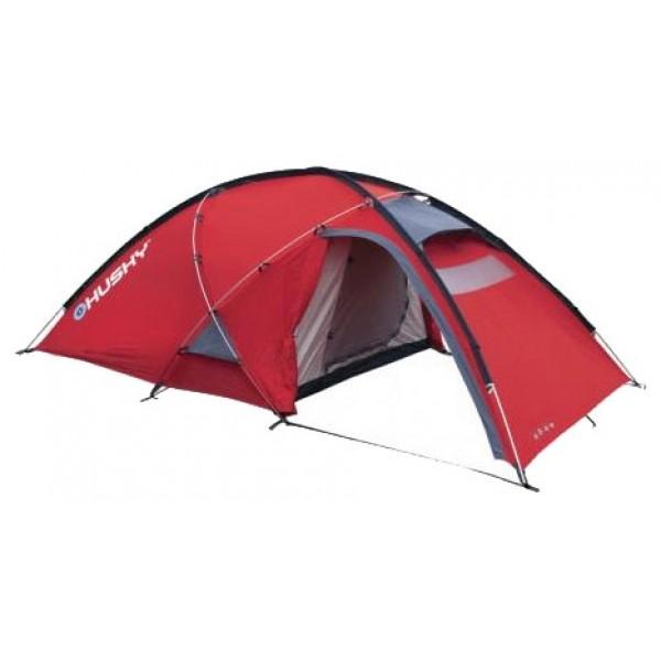 Палатка Husky Felen 2-3экстремальная палатка, 3-местная, внешний каркас, алюминиевые дуги, 2 входа / одна комната, высокая водостойкость, вес: 4.4 кг<br><br>Вес кг: 4.40000000