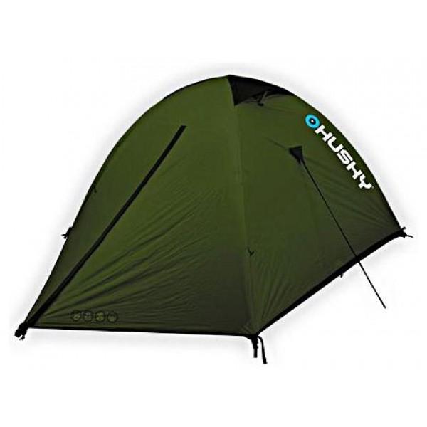 Палатка Husky Sawaj 3экстремальная палатка, 3-местная, внутренний каркас, алюминиевые дуги, 2 входа / одна комната, высокая водостойкость, вес: 2.9 кг<br><br>Вес кг: 2.90000000
