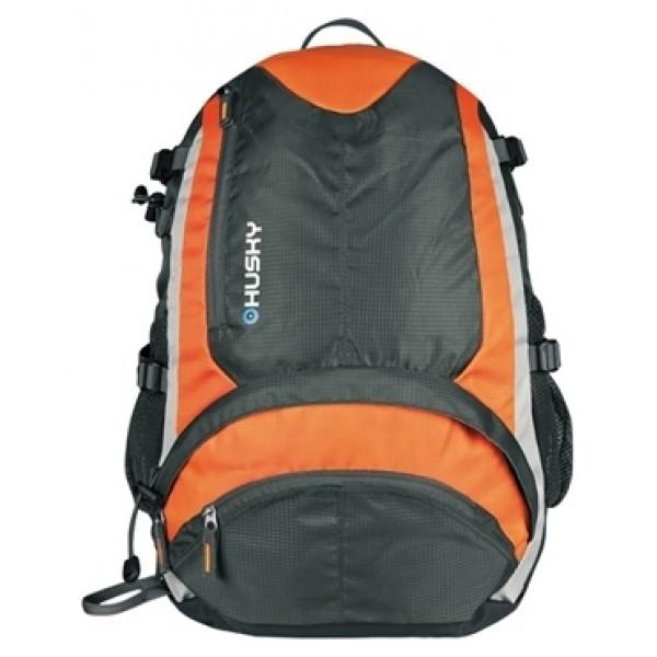 Рюкзак Husky Stingy 28 оранжевыйунисекс городской, анатомическая система, объем 28 л, доступ к основному отделению снизу, вывод питьевой системы<br><br>Вес кг: 1.10000000