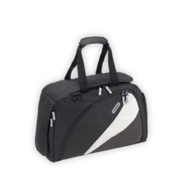 Сумка Husky Gillet 43Спортивная сумка от Husky отличается стильным и современным дизайном, а также практичностью и качеством. Внутри одно просторное отделение, а также отдел для обуви.<br>