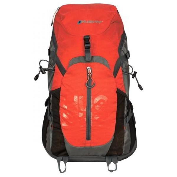 Рюкзак Husky Salmon 35 orangeунисекс трекинговый, анатомическая система, объем 35 л, вывод питьевой системы<br>