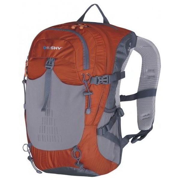 Рюкзак Husky Spiner 20 orange/greyунисекс мультиспортивный, анатомическая система, объем 20 л, вывод питьевой системы<br><br>Вес кг: 0.90000000