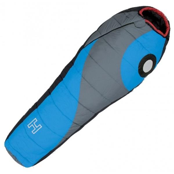 Спальный мешок Husky AzureHusky Azure -&amp;nbsp; спальный мешок-кокон, экстремальный, температура комфорта от -14°С до -7°С, синтетический наполнитель, состегивание с аналогичным спальником, вес 2.29 кг<br><br>&amp;nbsp;<br><br>Azure является почетным представителем линии Husky Comfort. Анатомической формы спальный мешок со всеми преимуществами технологии четырех каналов полых волокон. Отличительный дизайн спального мешка Azure не позволит его спутать с мешком&amp;nbsp;любой другой марки. Дизайн уникален тем, что помимо&amp;nbsp;формы мумии, он может быть&amp;nbsp; использован как классическое одеяло. Azure с удовольствием согреет Вас в холодных условиях.<br><br>Вес кг: 2.29000000