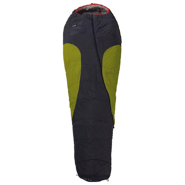 Спальный мешок Husky EspaceHusky Espace - спальный мешок-кокон, трехсезонный, синтетический наполнитель (1 слоя), утепленная молния, вес 0.99 кг<br><br>&amp;nbsp;<br><br>Самый легкий спальный мешок из всей экстремальной серии с технологией Invista Thermolite Micro. Это трехсезонный мешок с&amp;nbsp; самым широким спектром применения. Данный мешок очень любим велосипедистами за малый вес и максимальный комфорт. Рекомендуемый рост - 185см.<br><br>Вес кг: 1.10000000