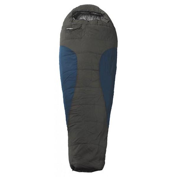 Спальный мешок Husky Miniспальный мешок-кокон, кемпинговый, температура комфорта  от 10°С, синтетический наполнитель (1 слоя)<br>