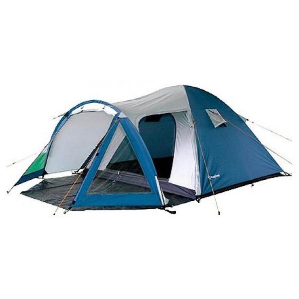 Палатка KingCamp Weekend 3трекинговая палатка, 3-местная, внутренний каркас, алюминиевые дуги, 2 входа / одна комната, невысокая водостойкость, вес: 3.5 кг<br><br>Вес кг: 3.50000000