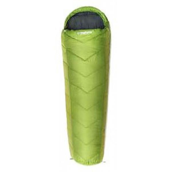 Спальный мешок KingCamp Desert 250спальный мешок-кокон, трехсезонный, температура комфорта  от 3°С до 7°С, синтетический наполнитель (2 слоя), состегивание с аналогичным спальником, вес 1.5 кг<br><br>Вес кг: 1.50000000