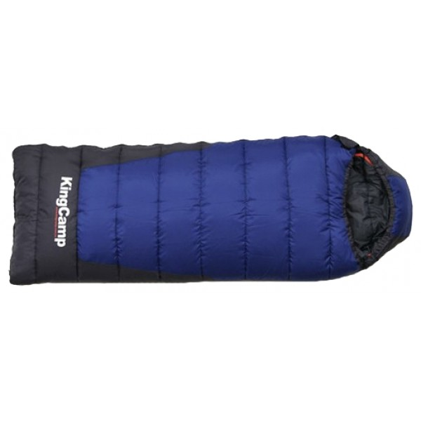 Спальный мешок KingCamp Explorer 250спальный мешок-кокон, кемпинговый, температура комфорта  от 6°С до 15°С, синтетический наполнитель, вес 1.7 кг<br><br>Вес кг: 1.70000000