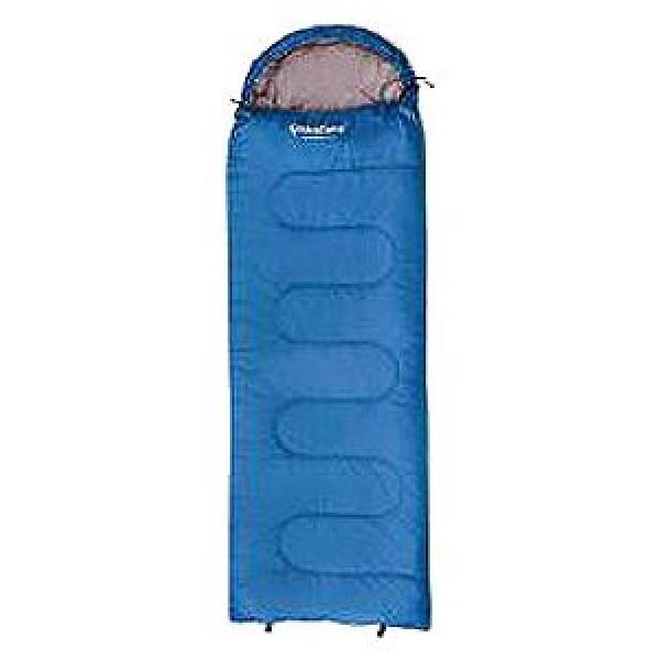 Спальный мешок KingCamp Oasis 300спальный мешок-одеяло, кемпинговый, температура комфорта  от 15°С до 18°С, синтетический наполнитель, состегивание с аналогичным спальником, вес 1.25 кг<br><br>Вес кг: 1.25000000