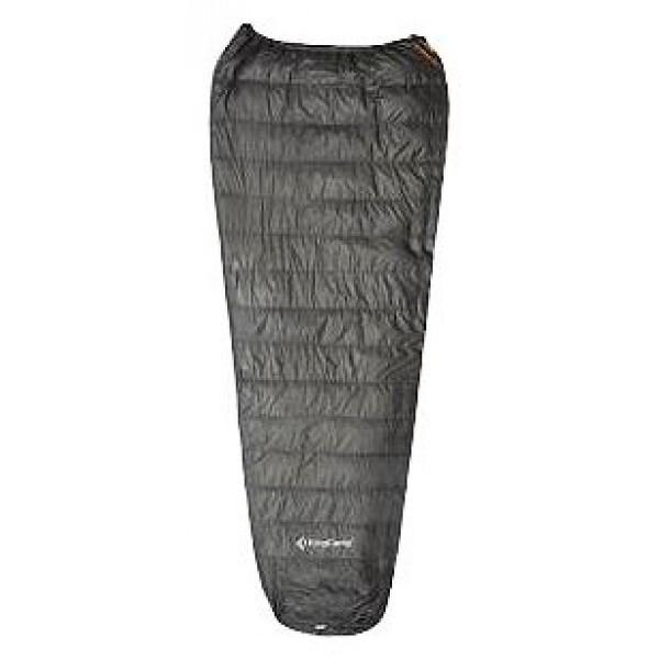 Спальный мешок KingCamp Tech-Light 400спальный мешок-кокон, кемпинговый, температура комфорта  от 10°С до 14°С, пуховый наполнитель (1 слоя), состегивание с аналогичным спальником, вес 0.4 кг<br><br>Вес кг: 0.50000000