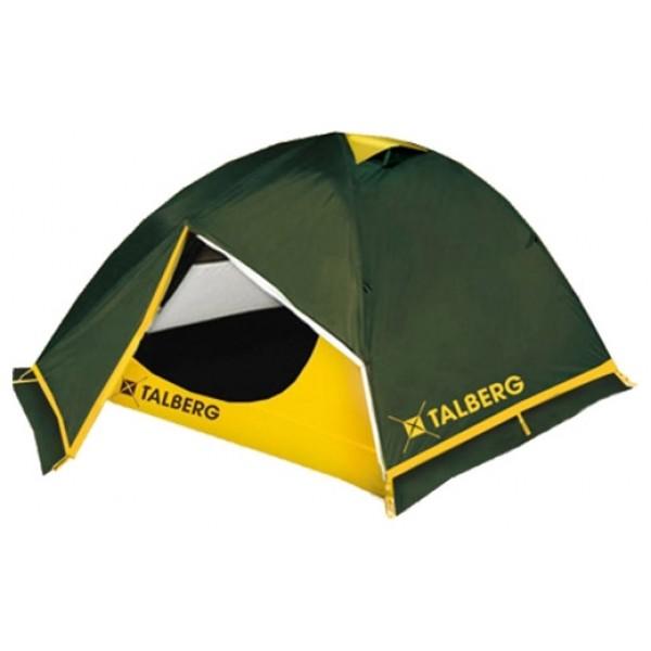 Палатка Talberg Boyard Pro 2трекинговая палатка, 2-местная, внутренний каркас, алюминиевые дуги, 2 входа / одна комната, высокая водостойкость, вес: 3.1 кг<br><br>Вес кг: 3.10000000